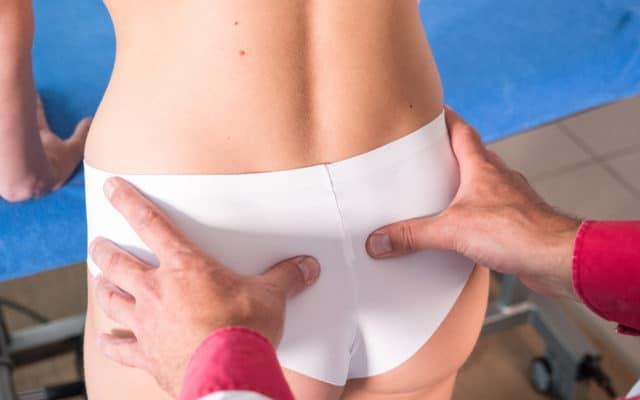 Ostéo dynamie tissulaire du bas du dos