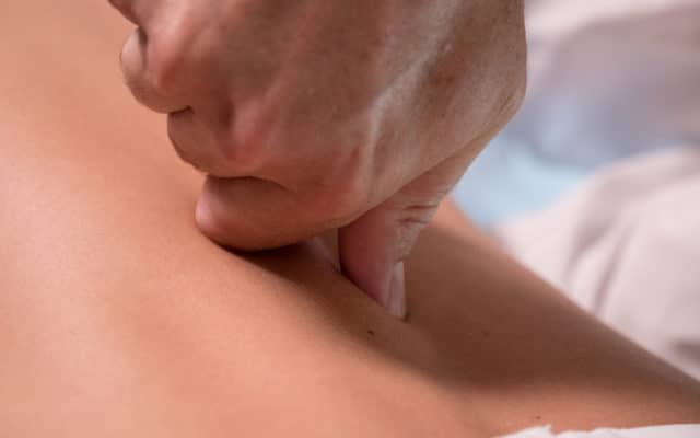 Ostéo dynamie tissulaire du dos